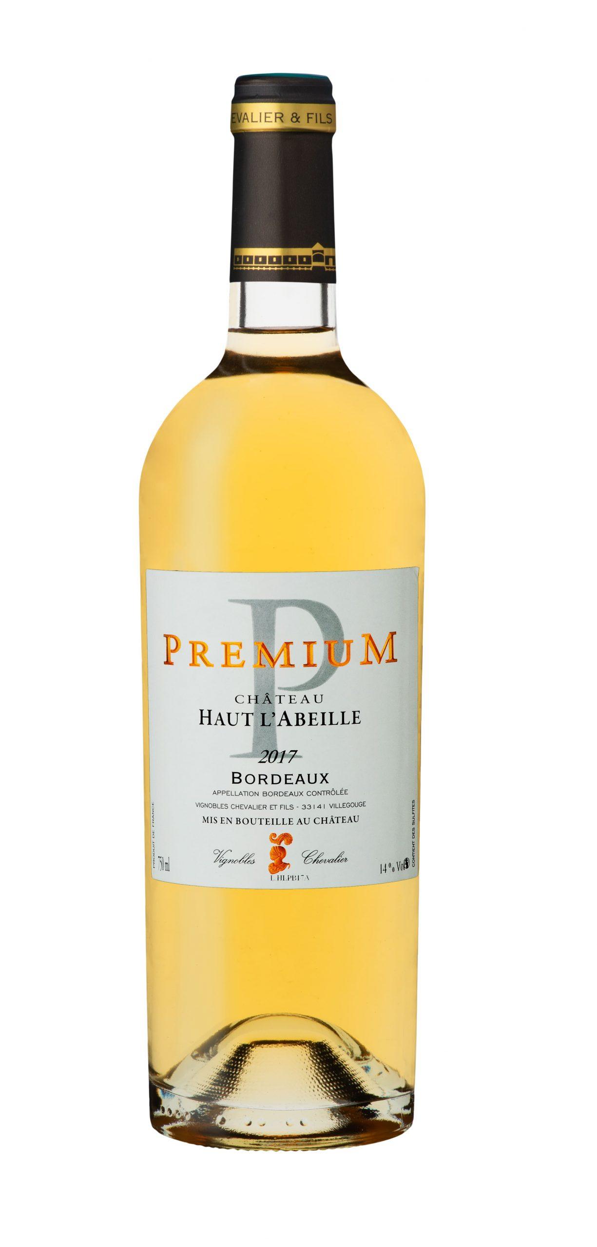 Premium Haut L'Abeille blanc liquoreux-min